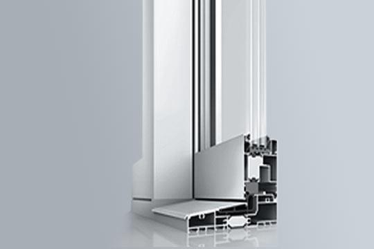 Aluminium-Schiebetüren