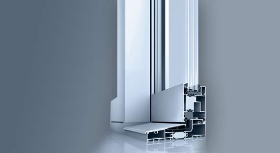 aluminium t ren heroal s 77 fensterart. Black Bedroom Furniture Sets. Home Design Ideas